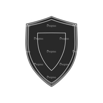 Skull Vector Clipart 14-4 Clip Art - SVG & PNG vector