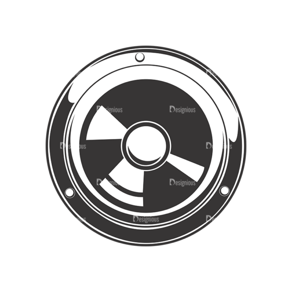 Skull Vector Clipart 15-8 Clip Art - SVG & PNG vector