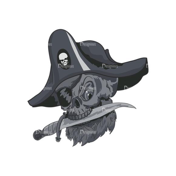 Skull Vector Clipart 2-14 skulls pack 2 14 preview