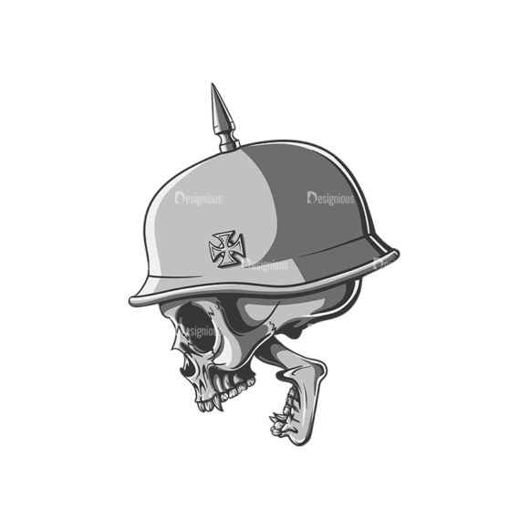 Skull Vector Clipart 22-9 skulls pack 22 9 preview
