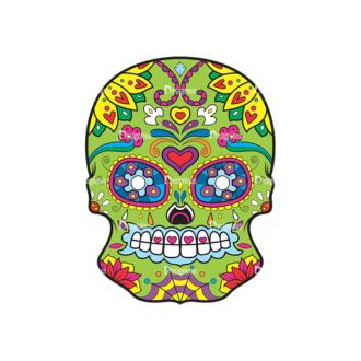 Skull Vector Clipart 39-2 Clip Art - SVG & PNG vector