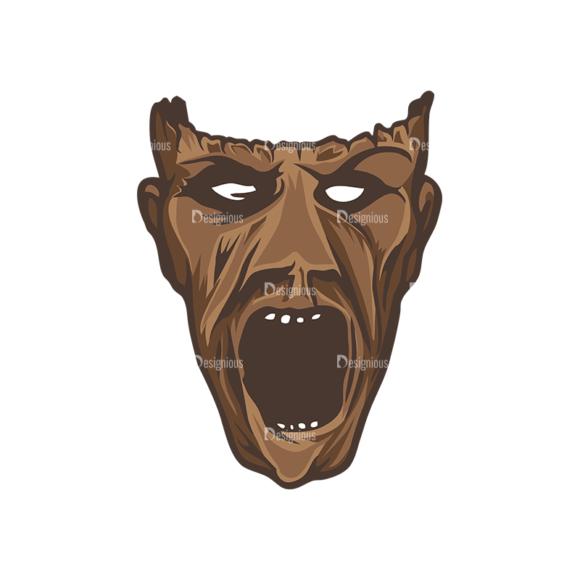 Skull Vector Clipart 5-7 Clip Art - SVG & PNG vector