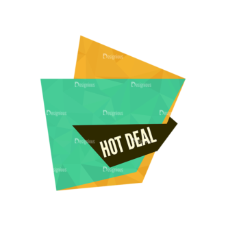 Special Offer Vector Labels And Banners Set 1 Vector Labels 09 Clip Art - SVG & PNG vector