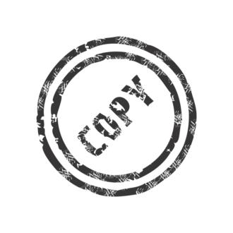 Stamp Vector 1 25 Clip Art - SVG & PNG vector