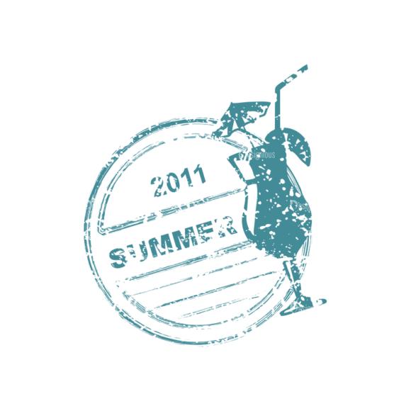 Stamp Vector 2 10 Clip Art - SVG & PNG vector