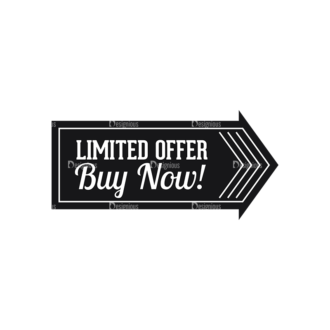 Sticker Labels Vector Elements Vector Label 14 Clip Art - SVG & PNG vector
