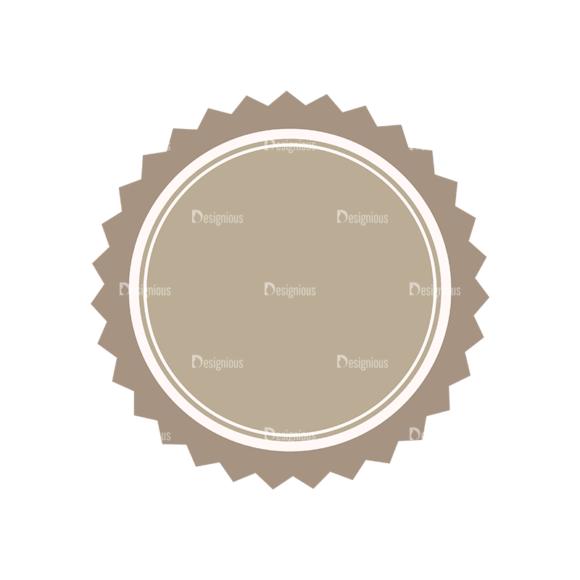 Stickers Vector Sticker Label 07 Clip Art - SVG & PNG vector