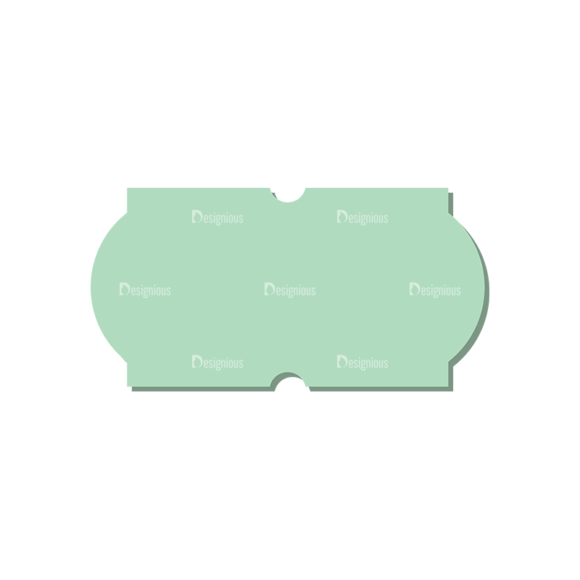 Stickers Vector Sticker Label 09 Clip Art - SVG & PNG vector