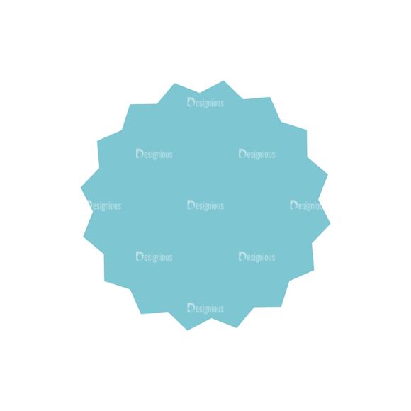 Stickers Vector Sticker Label 17 Clip Art - SVG & PNG vector