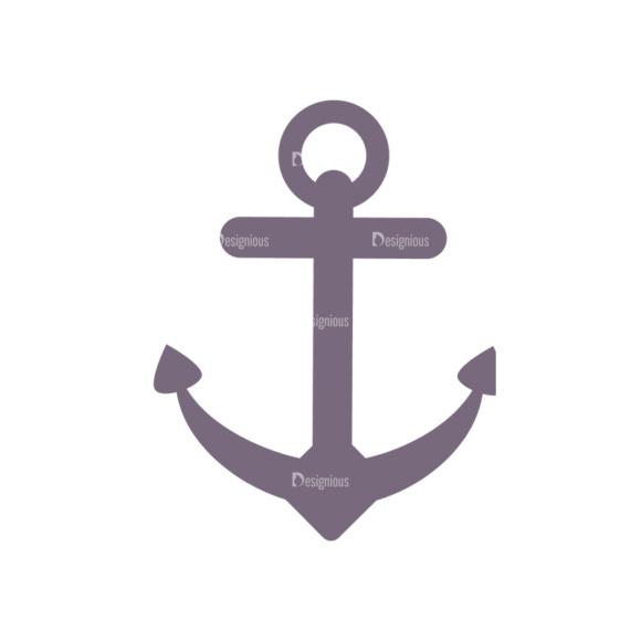 Vacation Emblems Vector Set 1 Vector Anchor Clip Art - SVG & PNG vector