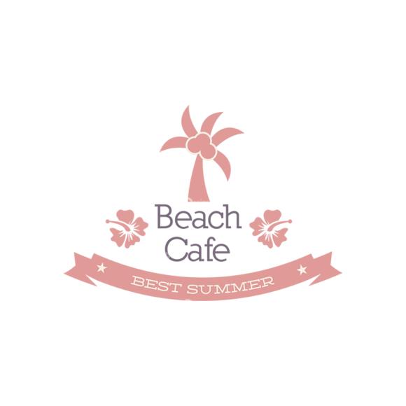 Vacation Emblems Vector Set 1 Vector Summer 03 Clip Art - SVG & PNG summer