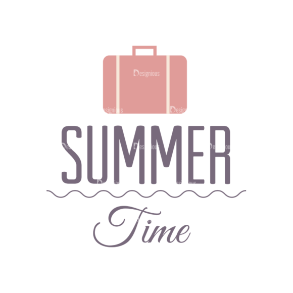 Vacation Emblems Vector Set 1 Vector Summer 11 5