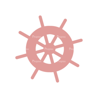 Vacation Emblems Vector Set 1 Vector Wheel Clip Art - SVG & PNG vector