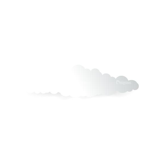Vector Clouds Set Vector Clouds 10 Clip Art - SVG & PNG vector