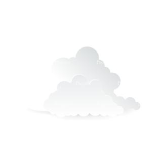 Vector Clouds Set Vector Clouds 11 Clip Art - SVG & PNG vector