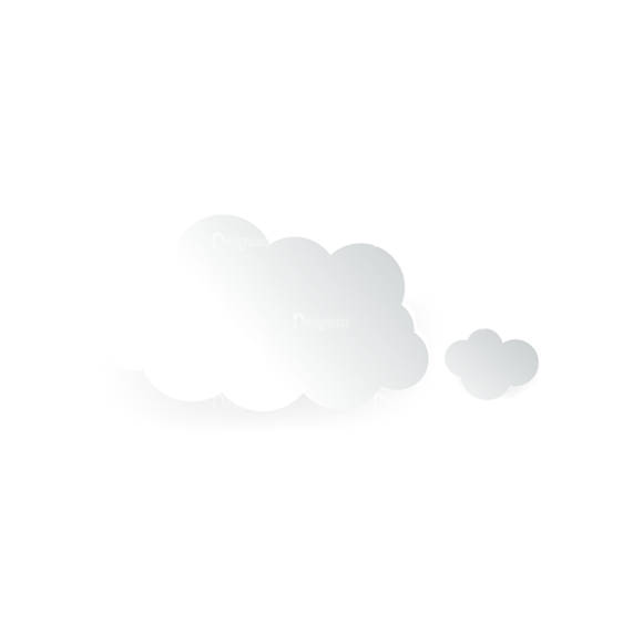Vector Clouds Set Vector Clouds 12 vector clouds set vector clouds 12