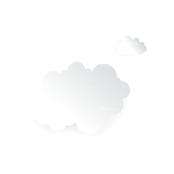 Vector Clouds Set Vector Clouds 14 vector clouds set vector clouds 14