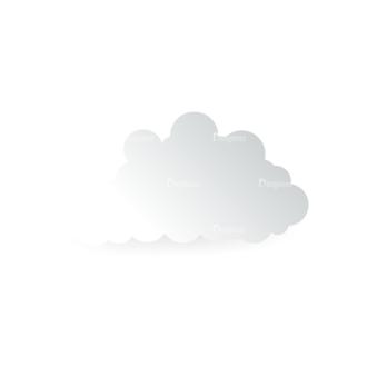 Vector Clouds Set Vector Clouds 19 Clip Art - SVG & PNG vector