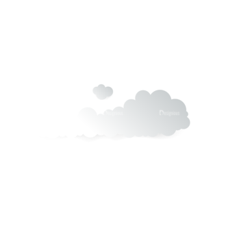Vector Clouds Set Vector Clouds 20 Clip Art - SVG & PNG vector