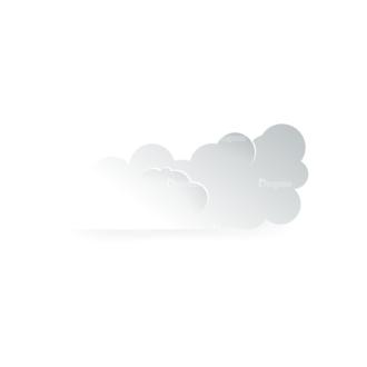 Vector Clouds Set Vector Clouds 21 Clip Art - SVG & PNG vector