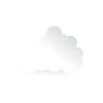 Vector Clouds Set Vector Clouds 22 Clip Art - SVG & PNG vector