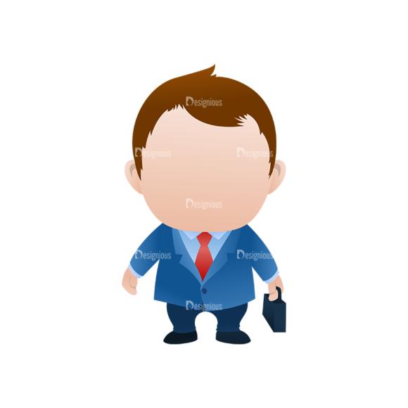 Vector Mascots Business Man Vector Business Man 29 vector mascots business man vector business man 29