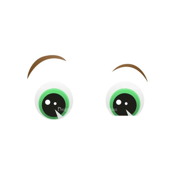 Vector Mascots Business Man Vector Eyes 43 vector mascots business man vector eyes 43