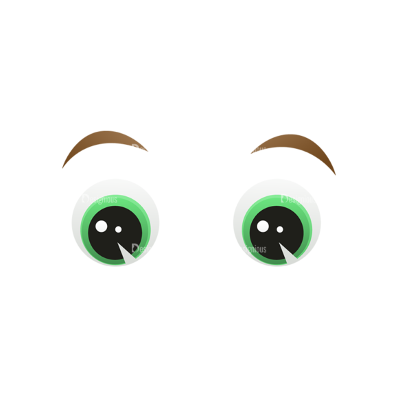 Vector Mascots Business Man Vector Eyes 44 vector mascots business man vector eyes 44