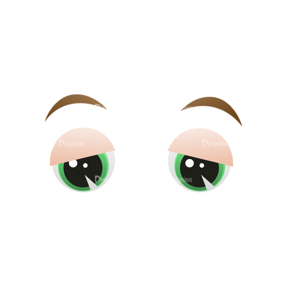 Vector Mascots Business Man Vector Eyes 46 1