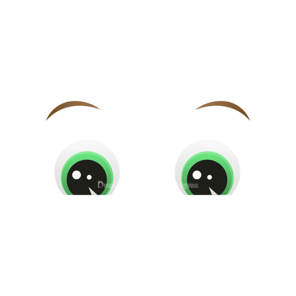 Vector Mascots Business Man Vector Eyes 49 vector mascots business man vector eyes 49