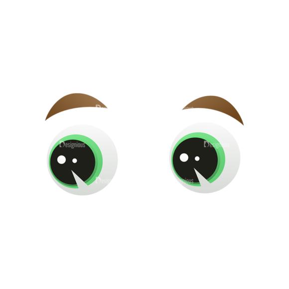 Vector Mascots Business Man Vector Eyes 50 1