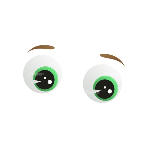 Vector Mascots Business Man Vector Eyes 53 vector mascots business man vector eyes 53