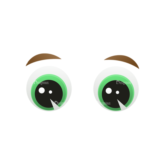Vector Mascots Business Man Vector Eyes 56 vector mascots business man vector eyes 56