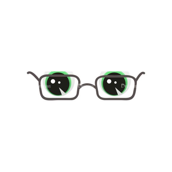 Vector Mascots Business Man Vector Eyes 58 1