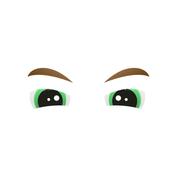 Vector Mascots Business Man Vector Eyes 59 5