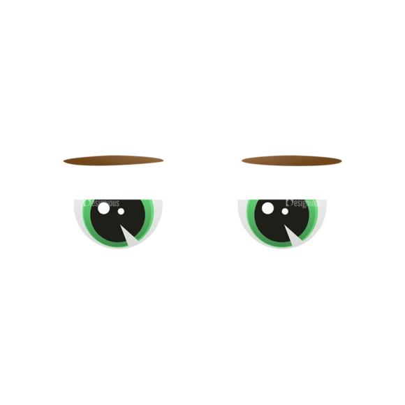 Vector Mascots Business Man Vector Eyes 60 1