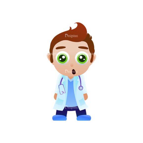 Vector Mascots Doctor Vector Doctor 11 1