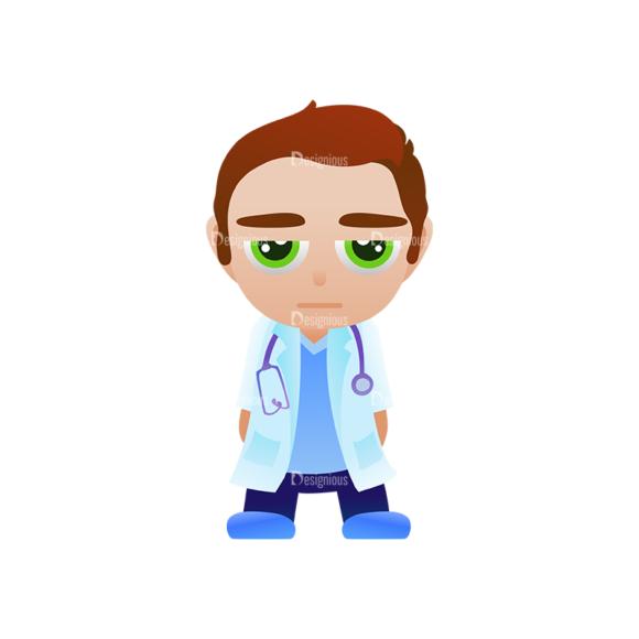 Vector Mascots Doctor Vector Doctor 17 1