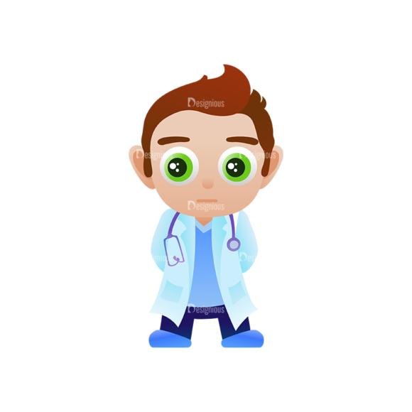 Vector Mascots Doctor Vector Doctor 20 1
