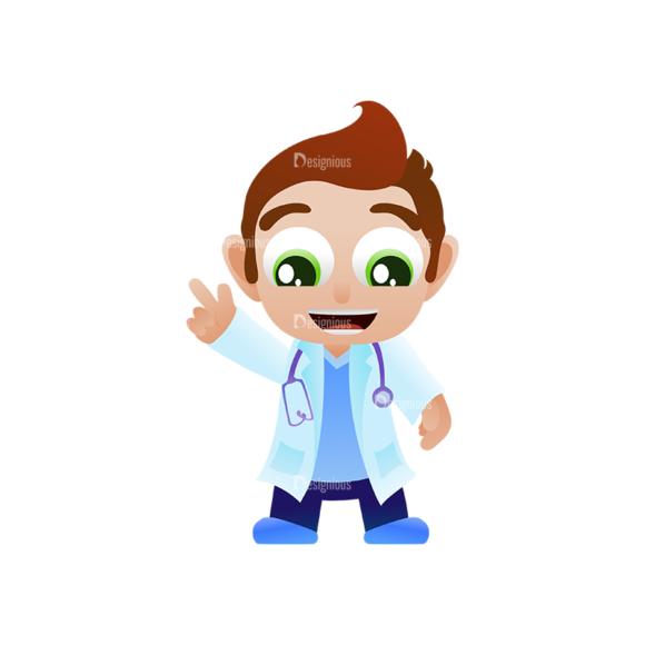 Vector Mascots Doctor Vector Doctor 22 1