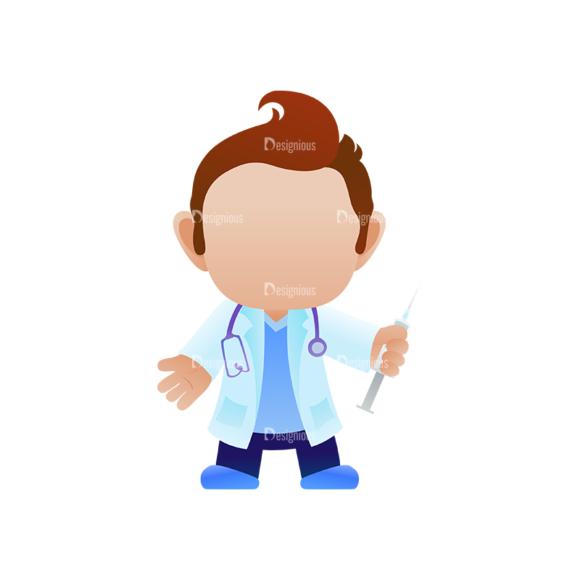Vector Mascots Doctor Vector Doctor 30 1