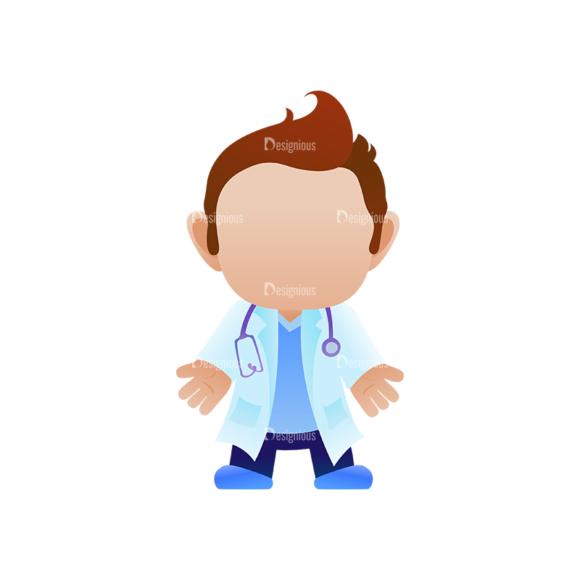 Vector Mascots Doctor Vector Doctor 36 1