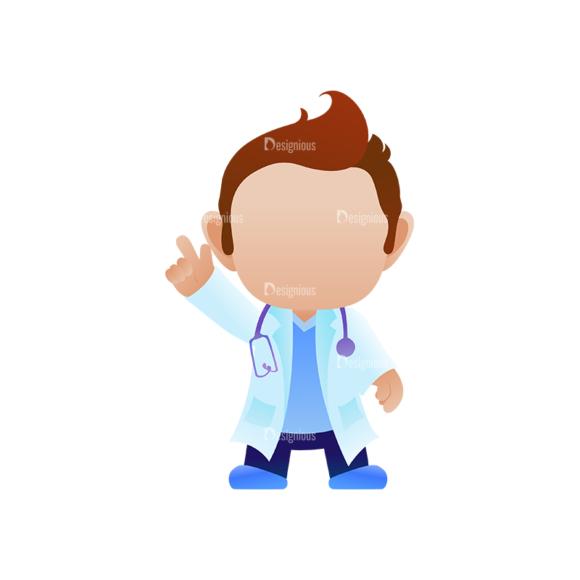 Vector Mascots Doctor Vector Doctor 40 1