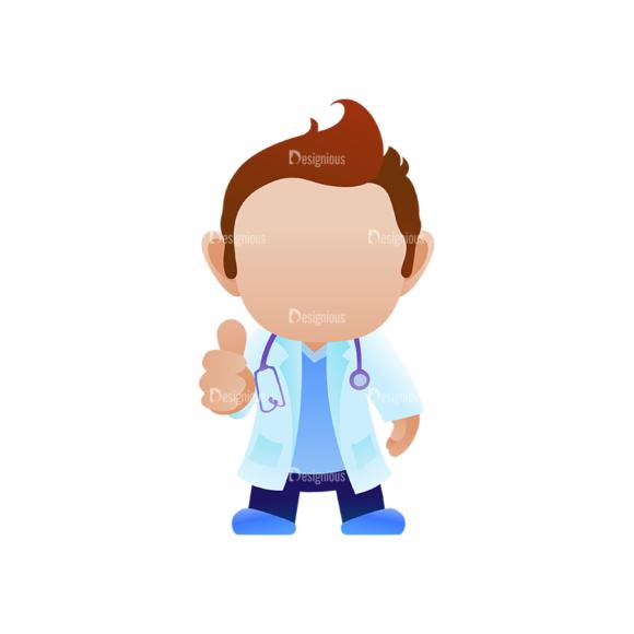 Vector Mascots Doctor Vector Doctor 41 1