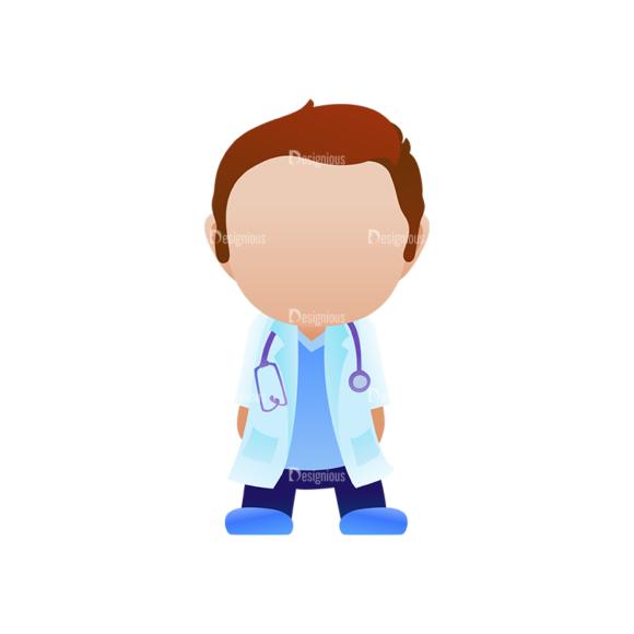 Vector Mascots Doctor Vector Doctor 43 1