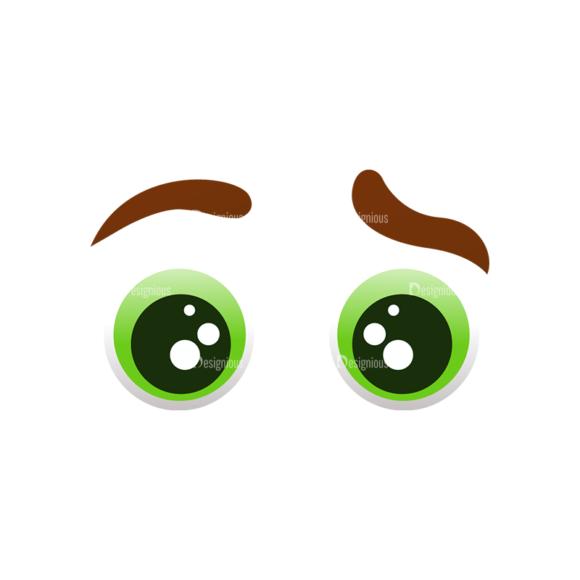Vector Mascots Doctor Vector Eyes 46 1