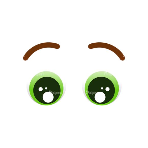 Vector Mascots Doctor Vector Eyes 55 1