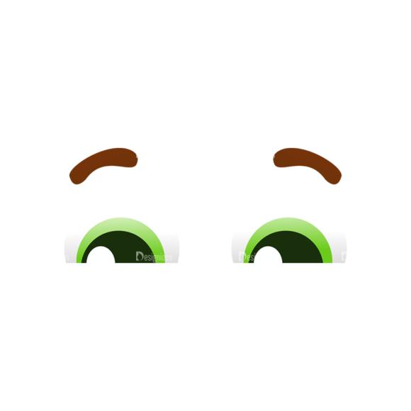 Vector Mascots Doctor Vector Eyes 57 Clip Art - SVG & PNG vector