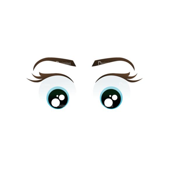 Vector Mascots Nurse Vector Eyes 75 5