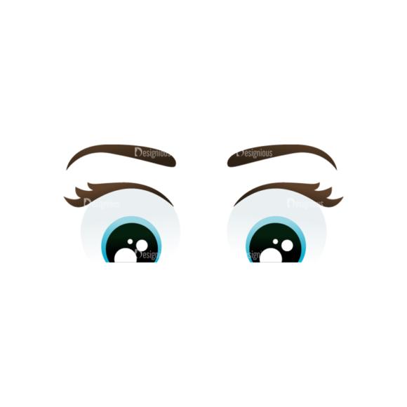 Vector Mascots Nurse Vector Eyes 83 vector mascots nurse vector eyes 83